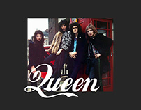 Queen - website