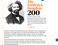 The Frederick Douglass 200