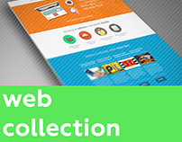 web layouts collection