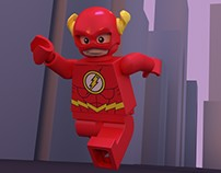 SCHOOL PROJECT: LEGO FLASH