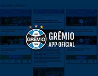 Grêmio App Oficial