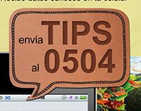 Mensajes de texto - Hondurastips