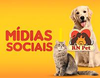 Mídias Sociais - RN Pet