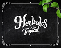 AD campaign // Herbales Tropical