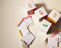 Euripos tea packaging