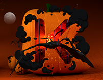 SIC K Halloween Ident