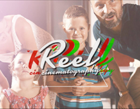 Cinematograhy Reel 2015
