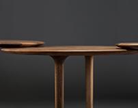 Tripple coffee table