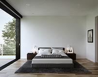 switchback bedroom