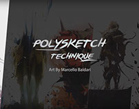 Polysketch