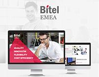 Bitel website