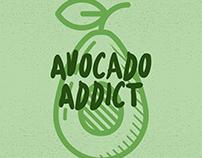 T-Shirt Maker for Avocado Designs