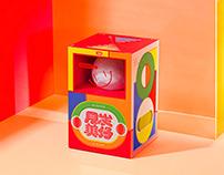 HAPPY MOON FESTIVAL 2019小红书「月发美好」中秋礼盒