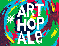 Magic Hat Art Hop Ale 2015