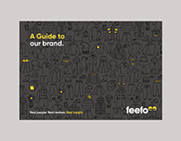 Feefo brand identity