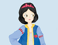 disney princess bomber jacket