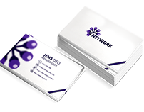 Network - Corporate Business Cards