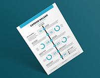 Resume/CV - 'Carson'