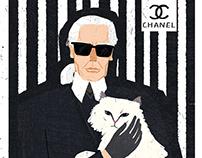 Forever Chanel, Forever Karl Lagerfeld