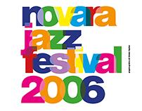 NovaraJazz 2006 - Communication Design