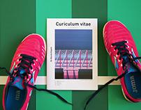 Curriculum vitae VS behance