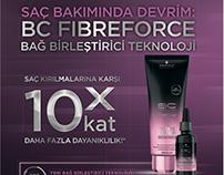 BC FIBREFORCE ilan Tasarımı