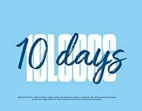 10 Logos / 10 Days