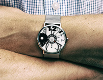 Tick–Tock Watch Design