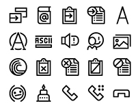 Free Windows Communication Icons