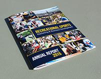 Cal Rec Sports Marketing Annual Report 2015