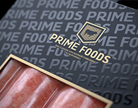 PRIME FOODS. Marbled Beef Products.