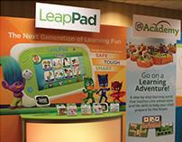 VTech & LeapFrog Trade Show Graphics