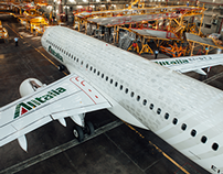 Alitalia - A New Beginning