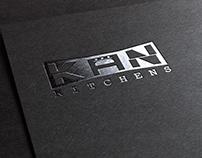 KAN Kitchens Logo شعار كان للمطابخ