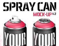 Spray Can mock-up v.2