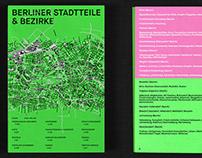 Berliner Stadtteile & Bezirke – Editorial