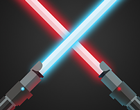 Star Wars - LightSaber- App Icon