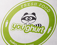 - YOUGHURT HEALTHY FOOD -