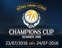 Fìa Online 3- Champion Cup Summer 2016