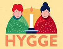 Illustrations on the Danish Art of Hygge