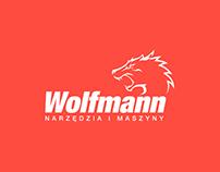 Wolfmann - brand identity