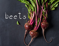 FOOD: Chalkboard Veggies
