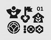Logofolio 2018-2021