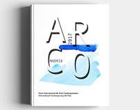 ARCO Madrid Corporative Image Redesign