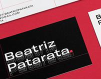 Beatriz Patarata — Personal Branding