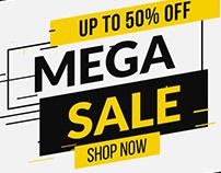 Mega Sale - AE Project