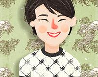 Portrait of Yuko Shimizu