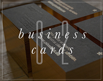 Business Cards #02
