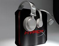 Stand Headphones for HiperX- Kingston