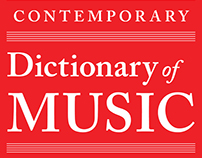 Berklee Press: Contemporary Dictionary of Music